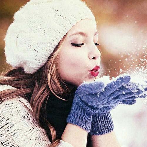 عکس و جملکس های عاشقانه ویژه زمستان برفی