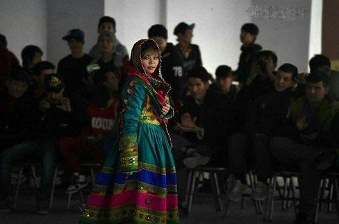 عکس های مراسم فشن شوی افغانستان