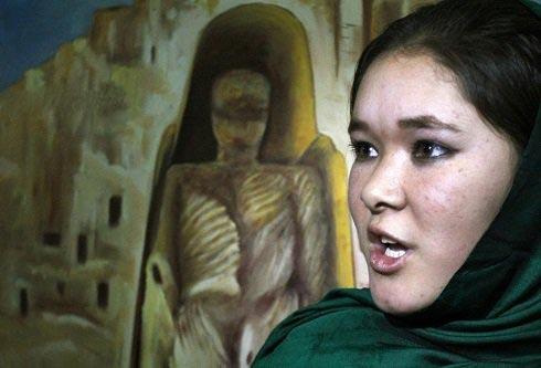 عکس دختران افغان