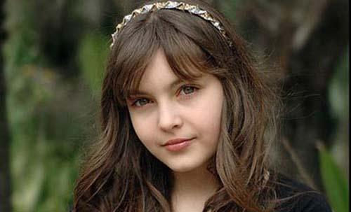 عکس زیباترین دختر