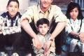 عکس از دوران جوانی رامبد جوان