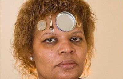 عکس هایی از بدن عجیب و خیره کننده یک خانم!