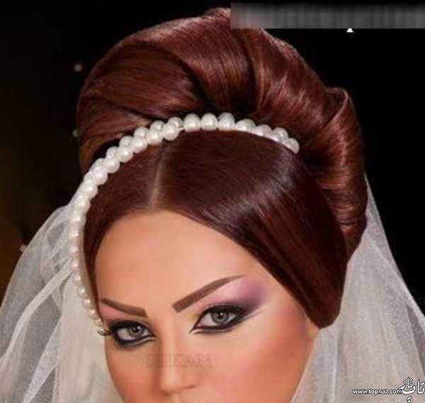 رنگ مو و مدل موی عروس فرنگی