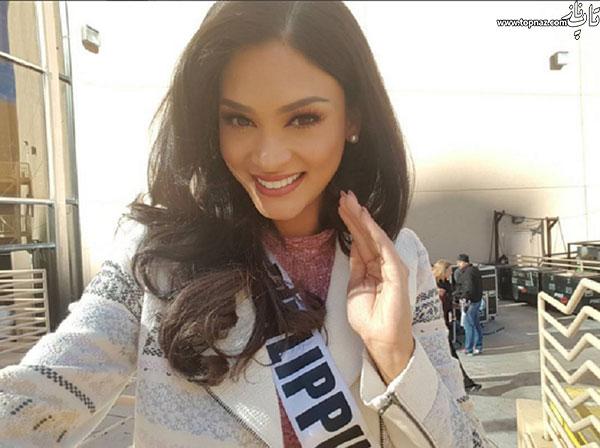 دختر فیلیپینی به عنوان میس یونیورس 2015 انتخاب شد