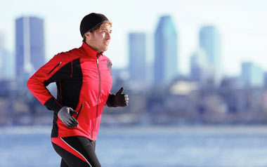 ورزش هوای سرد