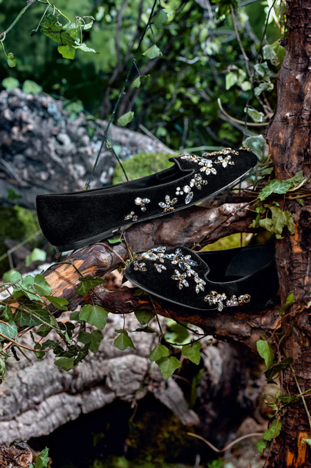 کفش زنانه برند دولچه و گابانا برای زمستان 2016