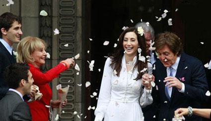 اخبار,اخبار فرهنگی , جشن عروسی ستاره های هالیوود