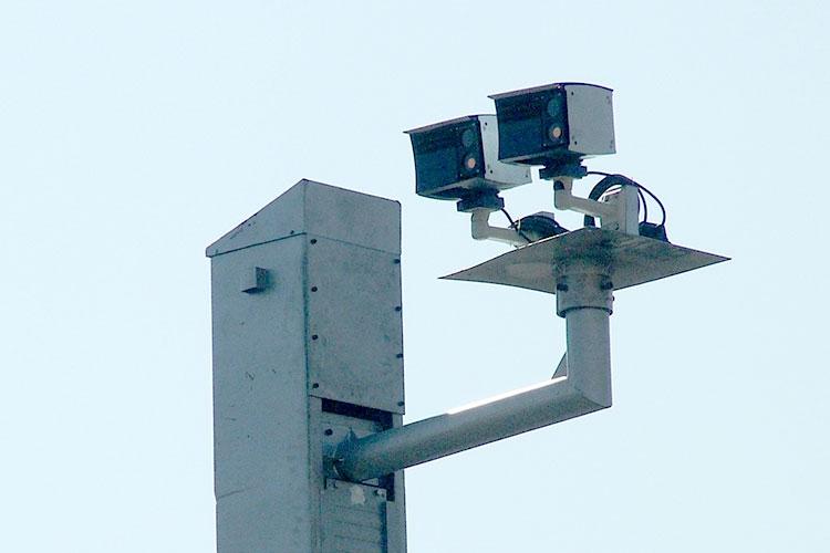 نحوه اس ام اس شدن تخلف و جریمه توسط دوربین