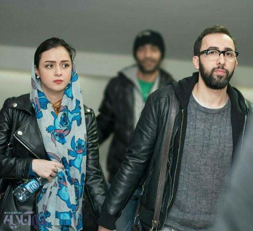 عکس شهرزاد در سریال شهرزاد و همسرش
