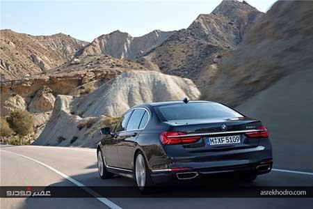ب ام و سری 7 سال 2016 BMW