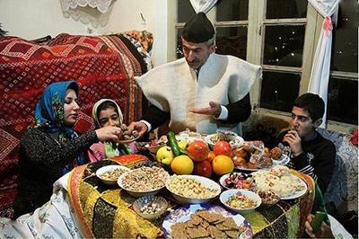 آداب و رسوم شب یلدا, فرهنگ زندگی