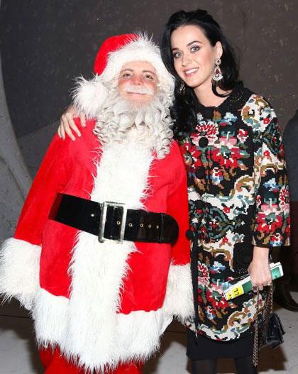 عکس های ستارگان زن و مرد هالیوودی با بابانوئل