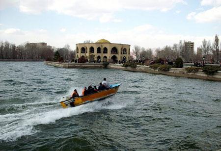 ائل گؤلی،ائل گؤلی در تبریز