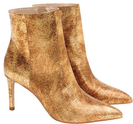جدیدترین نیم بوت های پاییز و زمستان,مدل کفش زنانه
