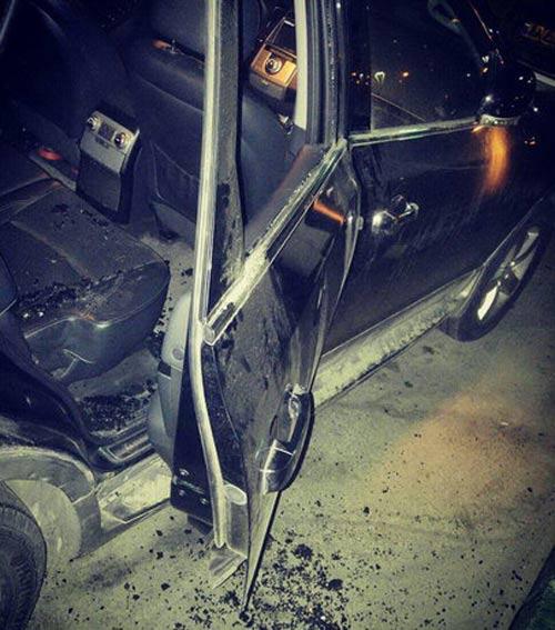ماجرای سرقت از ماشین رضا رشیدپور مجری برنامه دید در شب