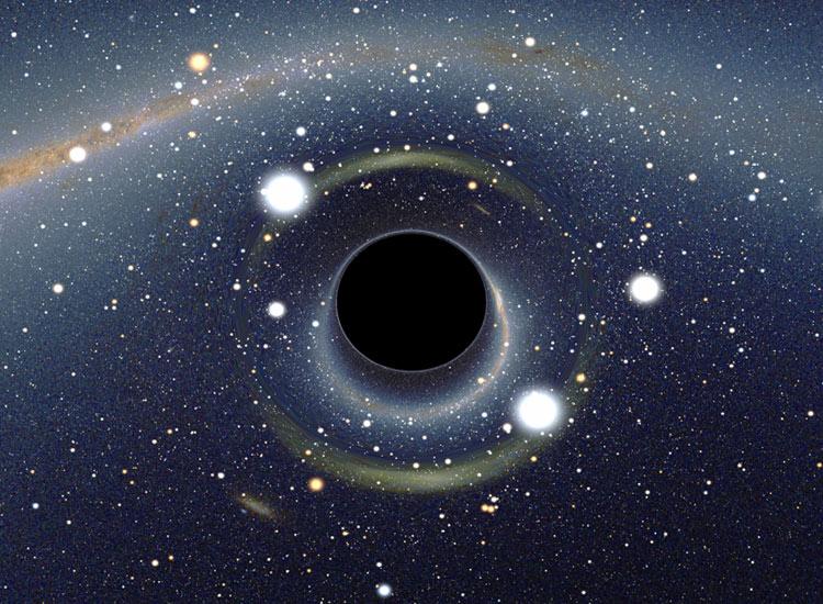 10 نکته جالب و خواندنی در مورد سیاه چاله ها