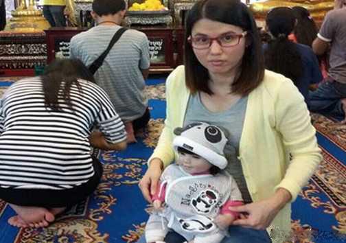ماجرای عروسک دختر شانس در تایلند چیست؟ +عکس