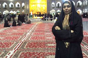 واکنش آزاده نامداری به احساسات طرفدارانش بعد از انتشار عکس همسرش