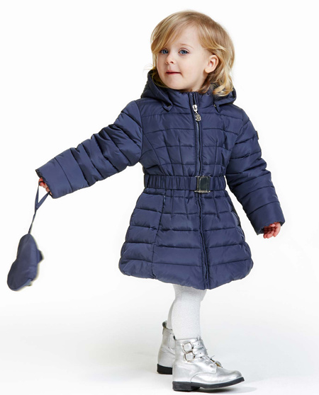 لباس زمستانی دخترانه 2016