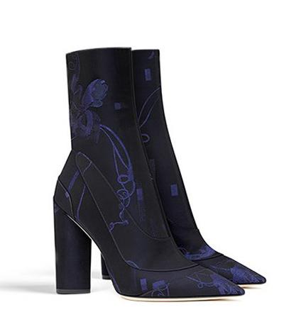 مدل کفش های بوت برند دیور