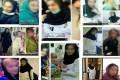 عکس های جنجالی چالش روپوش پرستاران ایرانی!