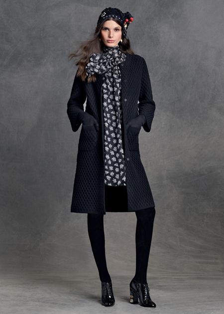 کلکسیون لباس زنانه دی اند جی زمستان 2016
