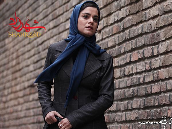 غزل شاکری بازیگر ایرانی
