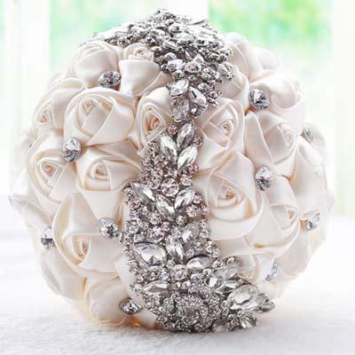 زیباترین مدل دسته گل عروس 2016