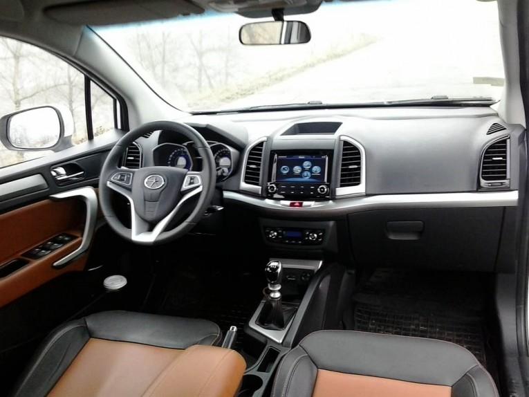 مشخصات خودروی جک S3 و عکس های JAC S3