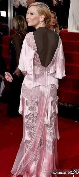مدل لباس بازیگران زن هالیوود - جدیدترین لباس شب بازیگران زن هالیوود فرش قرمز گلدن گلوب 2016