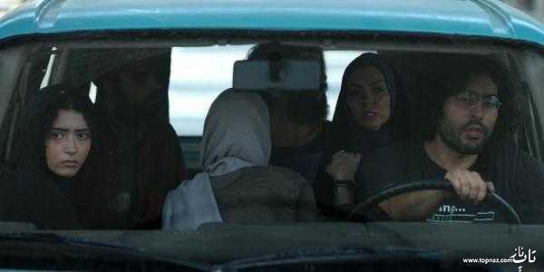 عکس ساعد سهیلی و ساغر قناعت در فیلم مالاریا