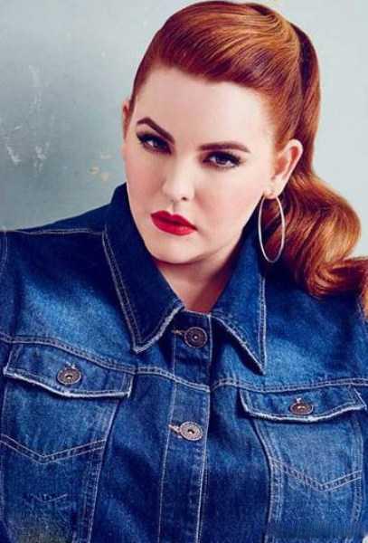زن چاق زیبا