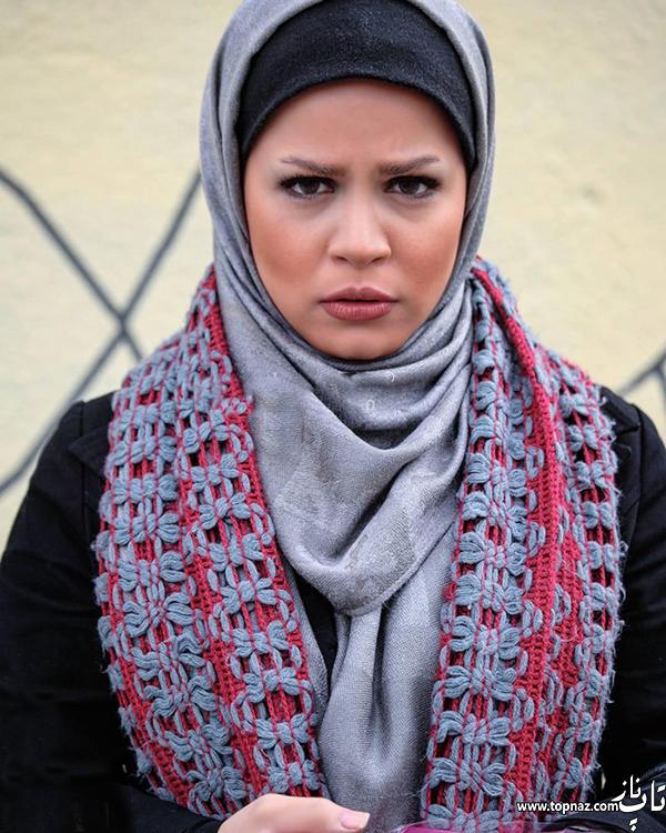 سري اول عکس های جدید و جذاب ملیکا شریفی نیا