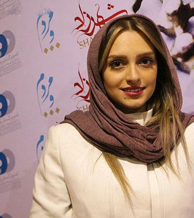 عکس چهره بدون آرایش نهال دشتی بازیگر سریال شهرزاد