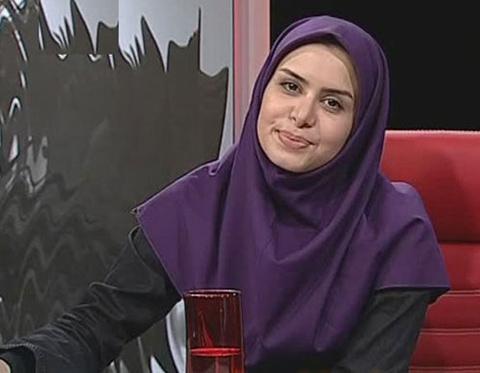 مصاحبه با نجمه جودکی مجری جذاب و حرفه ای ایرانی