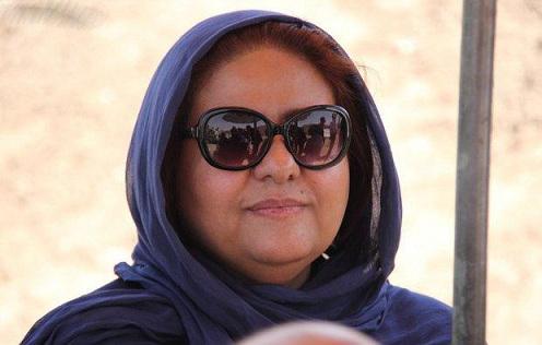 عکس بی حجاب رابعه اسکویی در شبکه جم منتشر شد!
