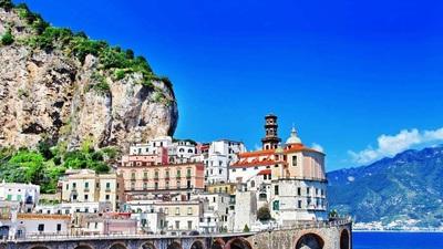 شهر زیبای پوزیتانو در کشور ایتالیا +تصاویر