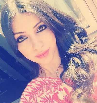 رعنا حربی بازیگر زن لبنانی : ایرانی ها جنبه هستند!