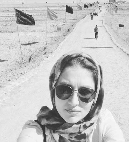 عکس گلوریا هاردی بازیگر زن خارجی سریال کیمیا و همسرش