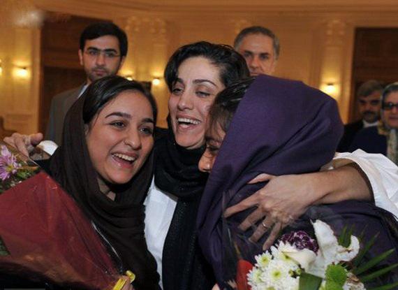 شهرزاد میرقلی خان مشاور سرافراز