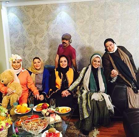 بازیگران زن در شام ایرانی بازیگران ایرانی