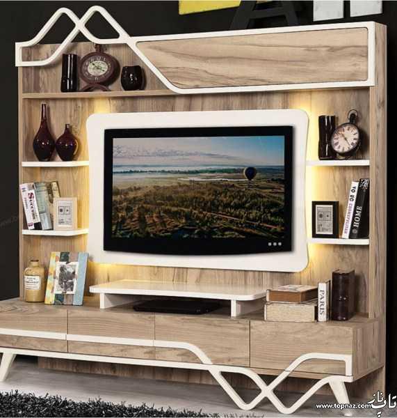 مدل های میز بار: مدل های میز ال سی دی شیک برای خانه های زیبا