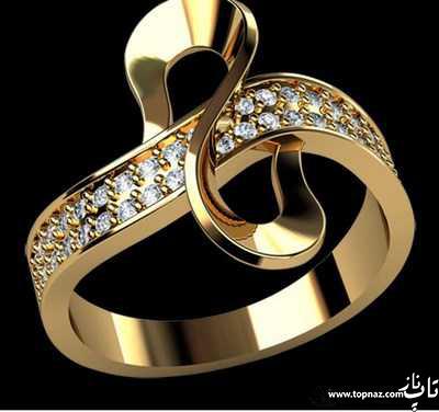 مدل انگشتر و حلقه ازدواج - جدیدترین انگشتر و حلقه نامزدی - انگشتر و حلقه ازدواج 2016