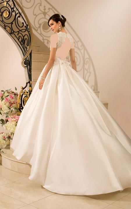 جدیدترین لباس های عروس 2016