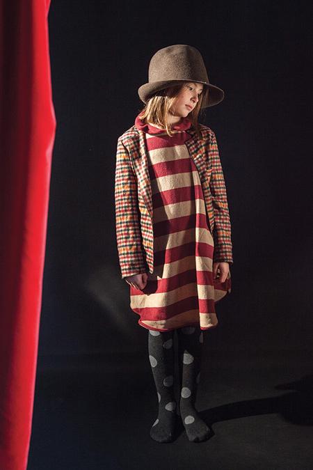 مدل لباس زمستانی کودکانه cuculab