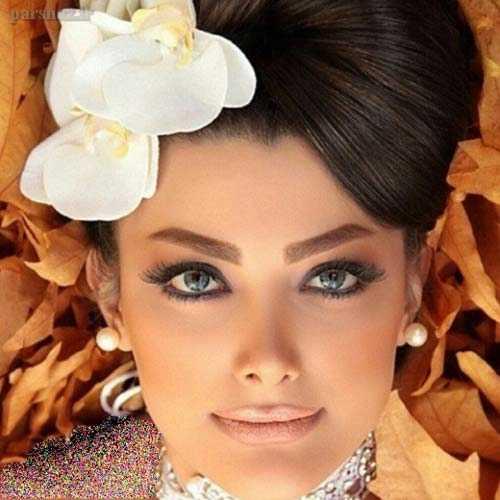 زیباترین مدل های آرایش و دختران زیبا