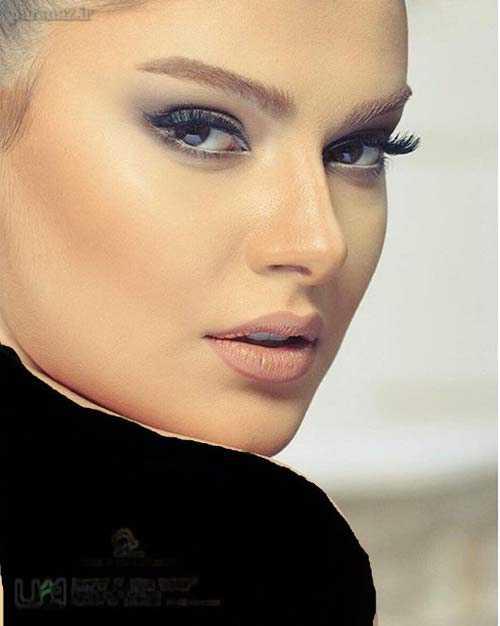 عکس های خوشگل ترین دخترها با مدل آرایش