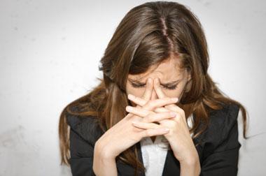 مشکل استرس و اضطراب خانم ها در دوران بارداری