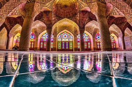 جاذبه های گردشگری ایران,صنعت گردشگرى,بهترین جاذبه های گردشگری ایران