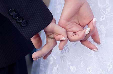 عروس بزرگ تر از داماد باشد خوب است یا بد؟